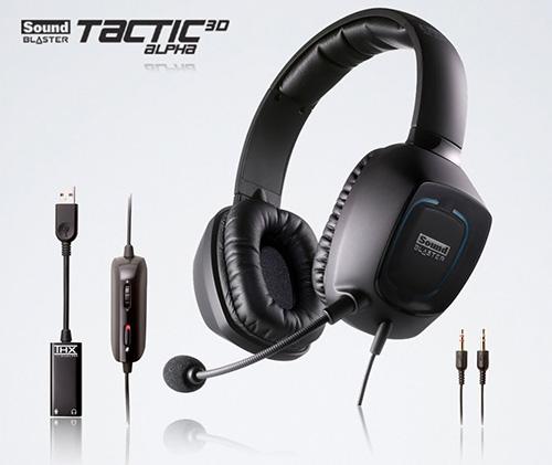SoundBlaster Tactic 3D Alpha
