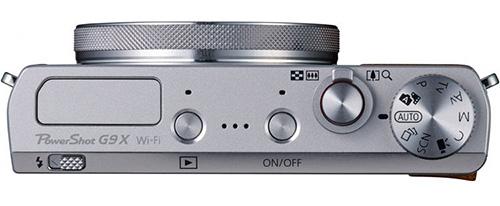 Canon PowerShot G9 X