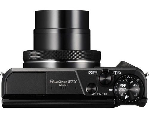 Canon Power Shot G7 X Mark II