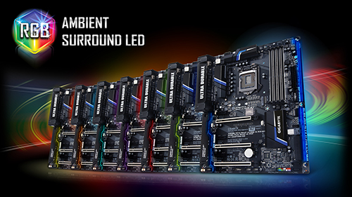 Gigabyte Intel Z170X-Designate