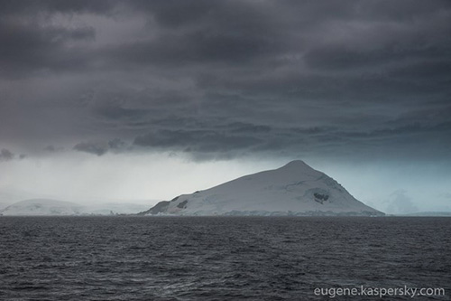 Antarctic Biennale ekspedicija