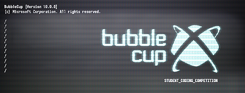 Bubble Cup 10