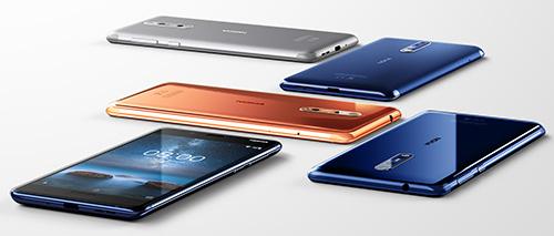 Android vest Nokia 8 - Tri nove karakteristike u jednom precizno dizajniranom modelu