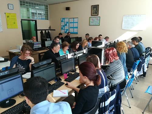 Android vest Više od polovine nastavnika informatike u Srbiji uspešno okončalo obuku usavršavanja