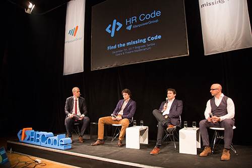 HR Code