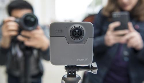 Android vest GoPro Fusion kamera je spremna za rad sa Android telefonima