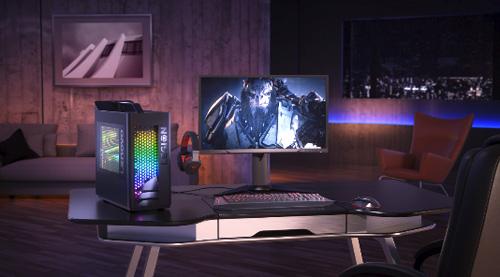 Lenovo Legion T730 sa Lenovo gejming monitorom i dodacima i VR sposobnostima