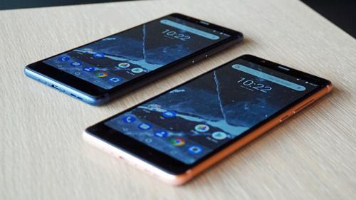 Android vest Šest Nokia pametnih telefona uključeni u Android Enterprise Recommended program