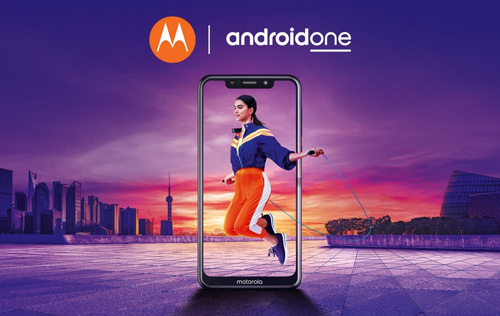 Android vest Motorola x Anroid One