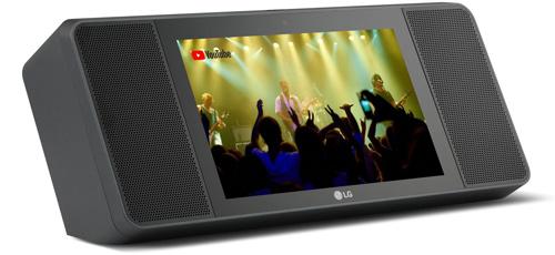 Android vest Prvi LG Google Assistend smart display za 200$