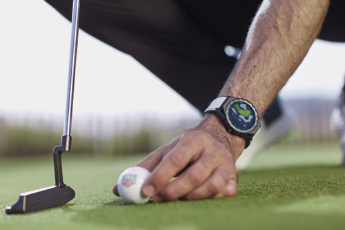 TAG Heuer Connected Modular 45-GOLF EDITION