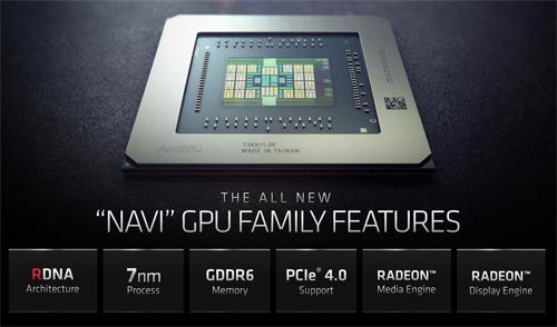 Navi GPU