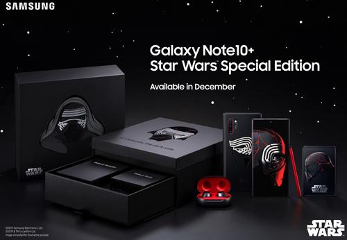 Android vest Ujedinjenje dve galaksije Samsung Galaxy i Star Wars