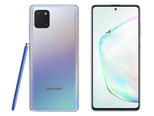 Android vest Samsung predstavio Galaxy S10 Lite i Note10 Lite telefone