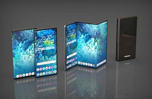 Android vest Samsung Galaxy Z novi sklopivi telefon u obliku slova Z